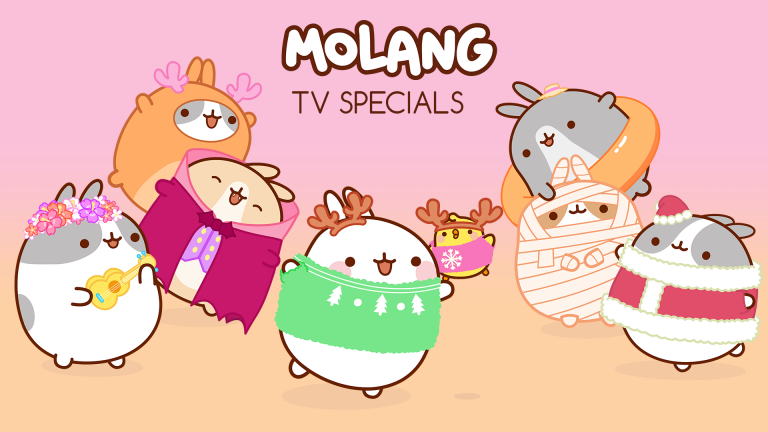 MOLANG TV SPECIALS