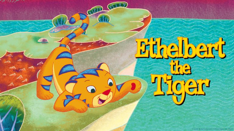 ETHELBERT THE TIGER