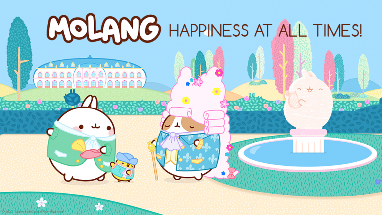 MOLANG – HAPPINESS AT ALL TIMES