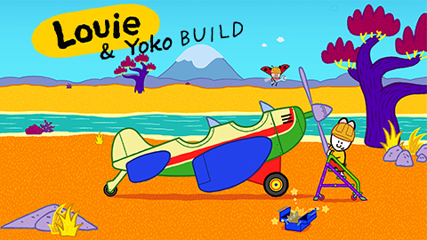 LOUIE & YOKO BUILD
