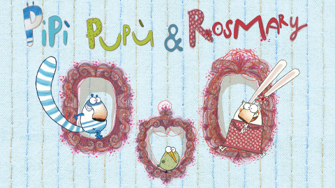 PIPì PUPù & ROSMARY TV SPECIALS