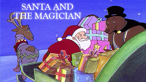 SANTA AND THE MAGICIAN