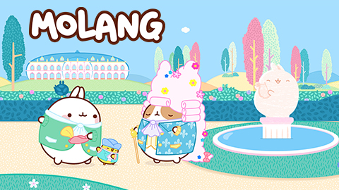 MOLANG – HAPPINESS AT ALL TIMES